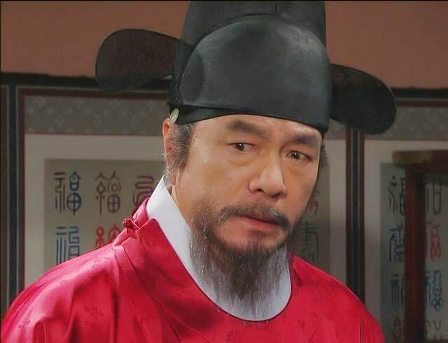 NHK「イ・サン」チェ・ジェゴン役ハン・インス