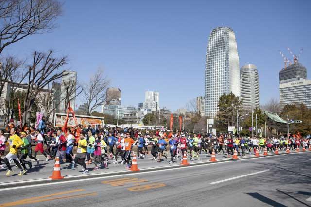 マラソン大会イメージ
