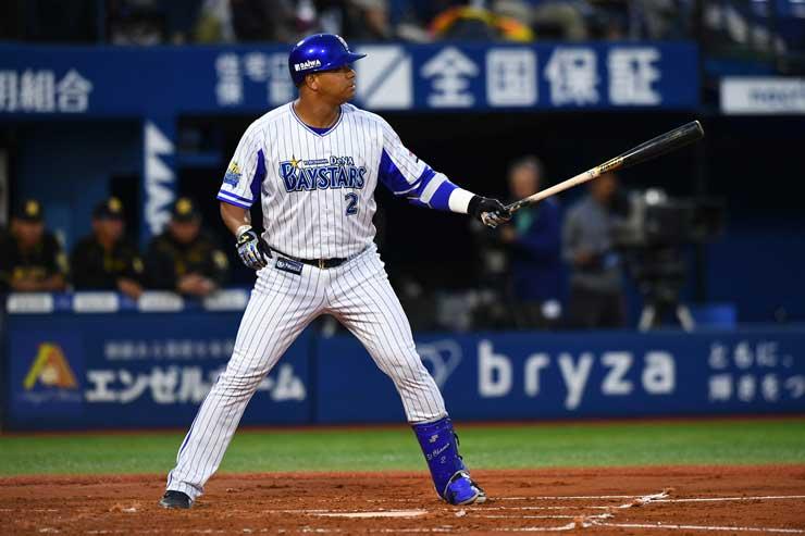 横浜ベイスターズ・ロペス選